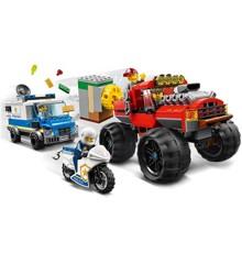LEGO City - Politiemonstertruck overval(60245)