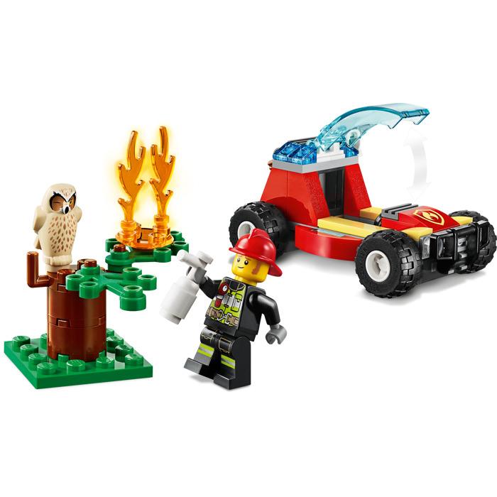 LEGO City - Waldbrand (60247)