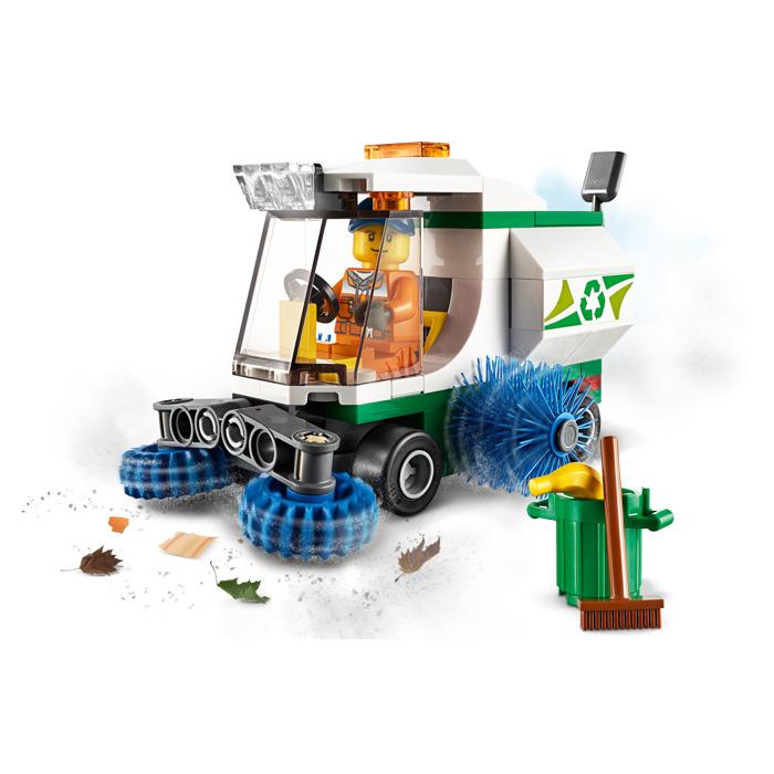 LEGO City - Fejemaskine (60249)