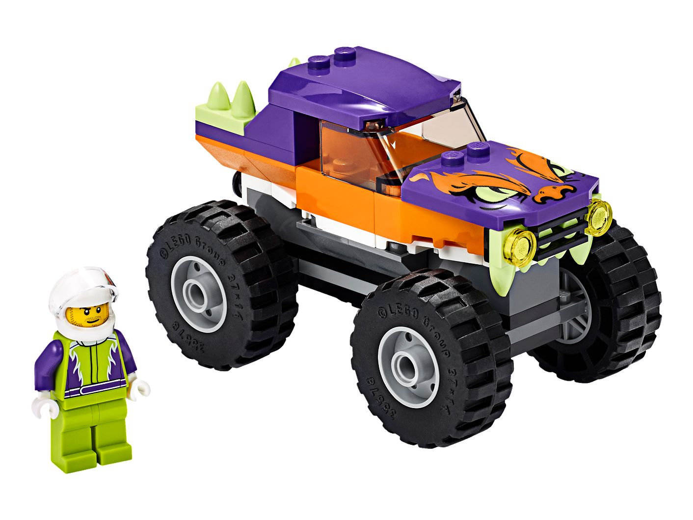 LEGO City - Monster-Truck (60251)