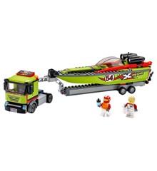 LEGO City - Race Boat Transporter (60254)