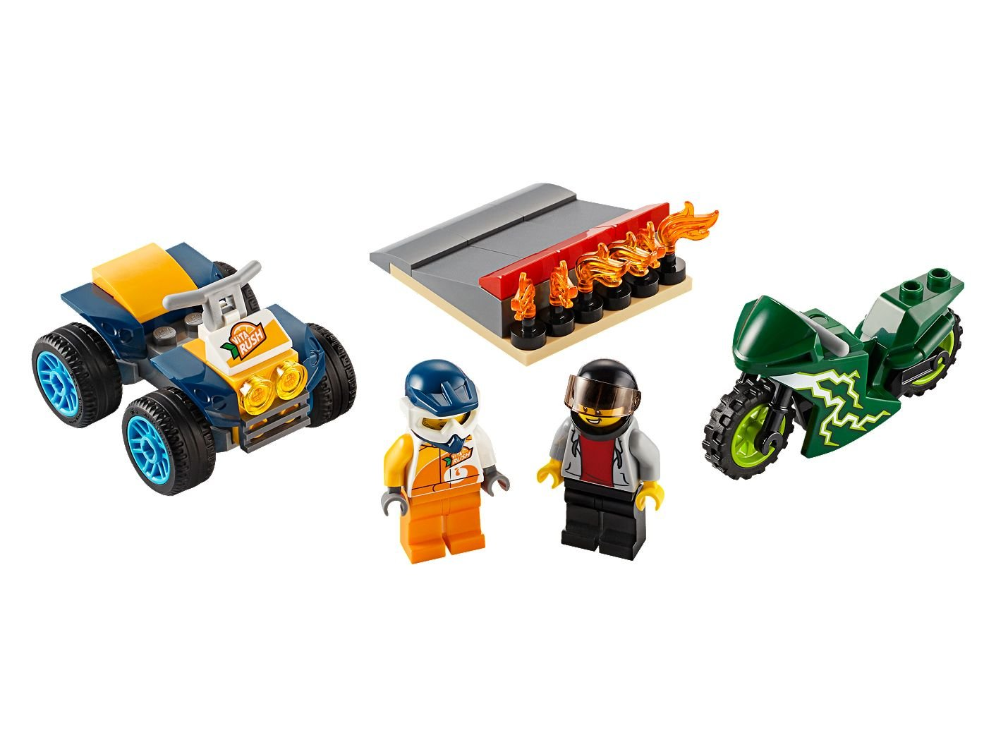 LEGO City - Stunt-Team (60255)