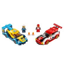 LEGO City - Racewagens (60256)