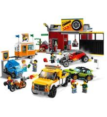 LEGO City - Tuningworkshop (60258)