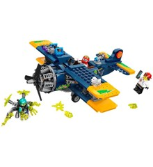 LEGO Hidden Side -  El Fuego's Stunt Plane (70429)