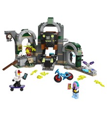 LEGO Hidden Side - The Newbury Metro (70430)