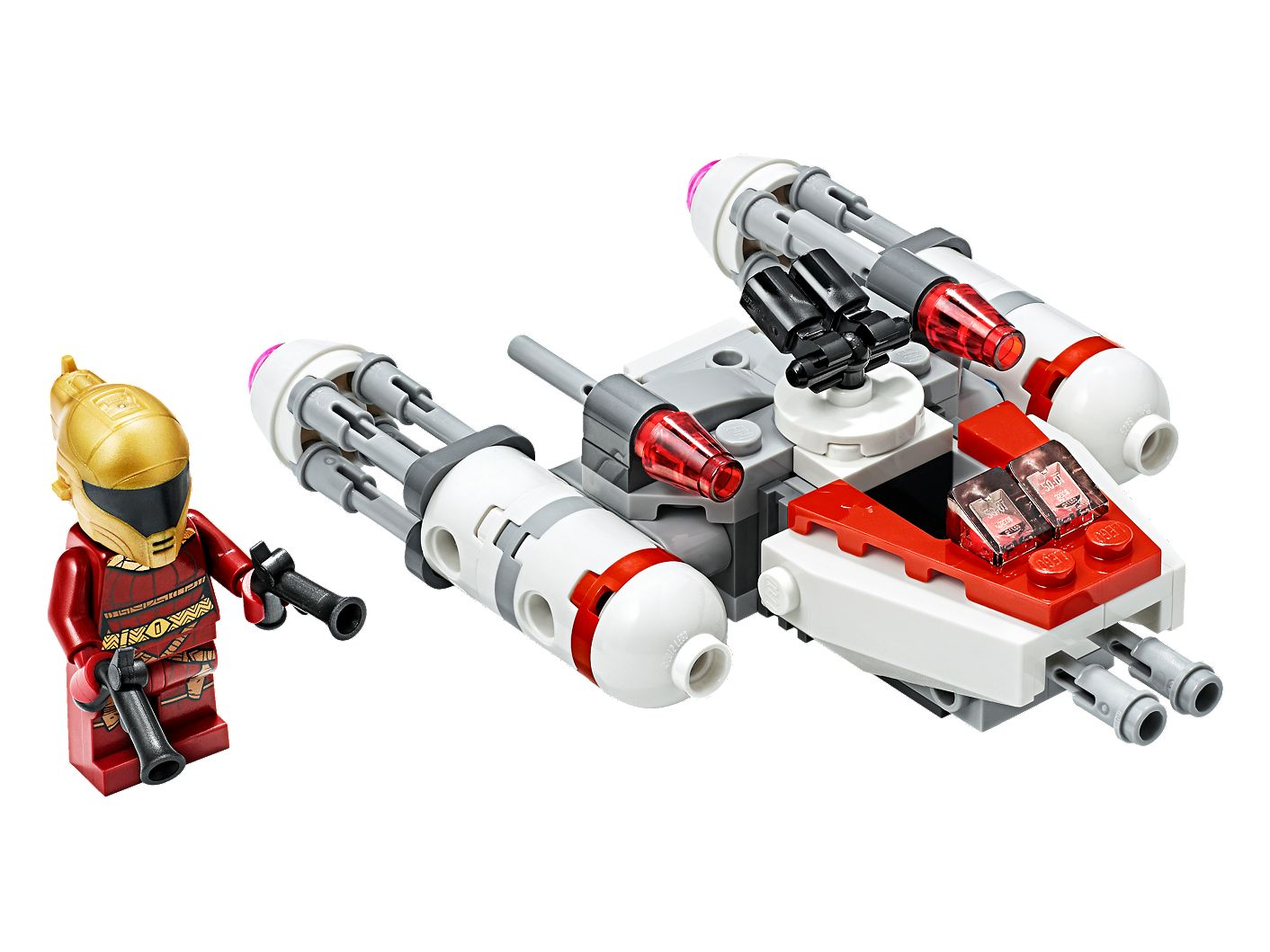 LEGO - Widerstands Y-Wing Microfighter (75263)