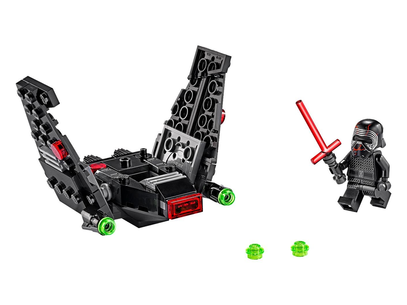 LEGO - Kylo Rens Shuttle Microfighter (75264)