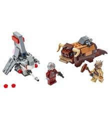 LEGO Star Wars - T-16 Skyhopper mod bantha Microfighters (75265)