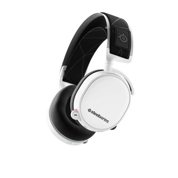 Steelseries - Arctis 7 Gaming Headset - White
