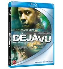 Deja Vu - Blu Ray