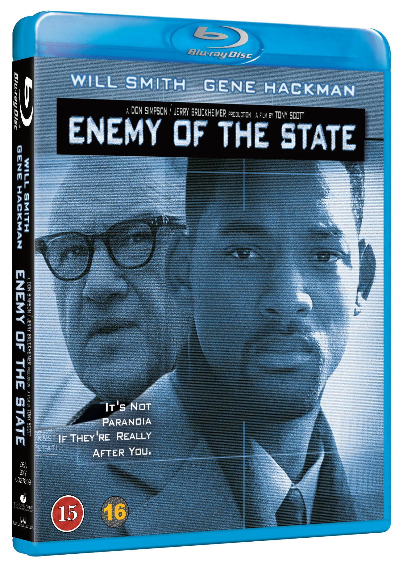 Enemy Of The State - Blu Ray