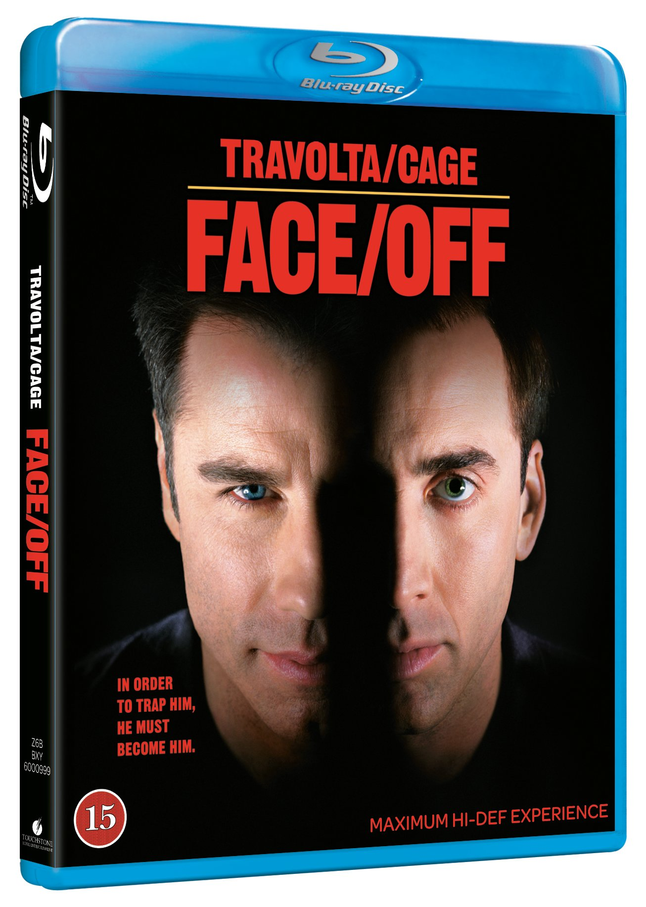 Face Off -Blu Ray