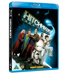 Hitchhikers Guide To The Galaxy - Blu Ray