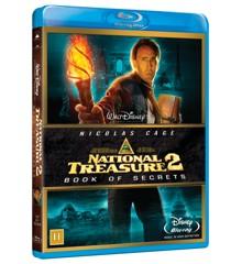 National Treasure:Book Of Secrets- Blu Ray