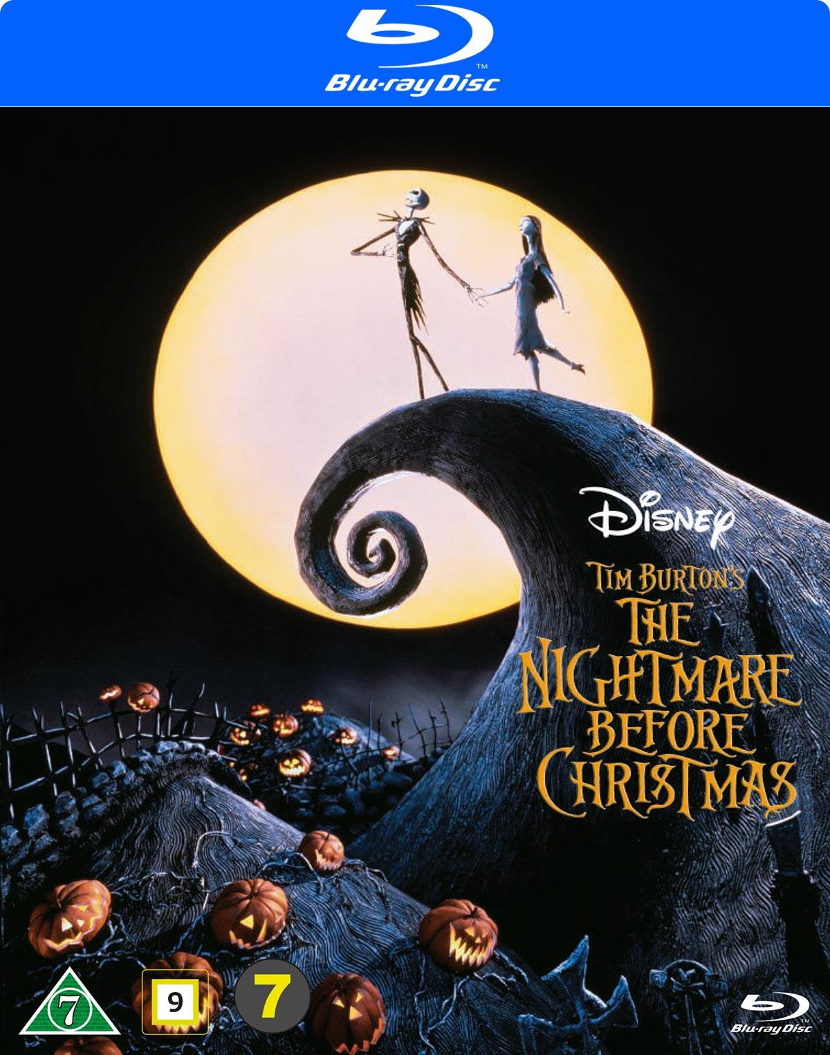 Nightmare Before Christmas - Blu Ray