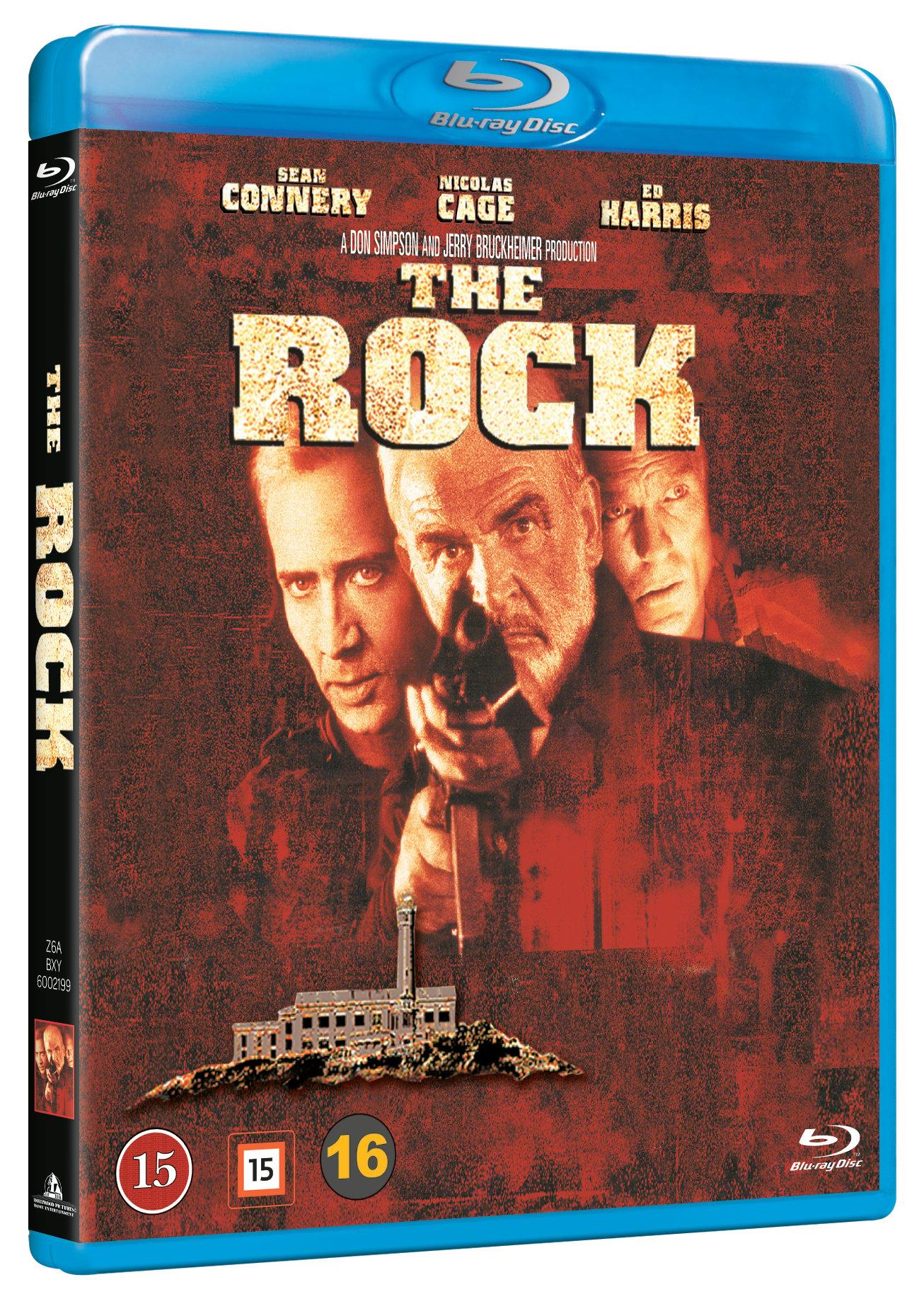 Rock, The - Blu Ray