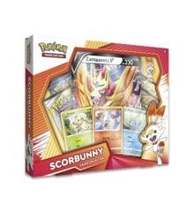 Pokémon - Poke Box Galar Collection - Scorbunny (Pokemon Kort)