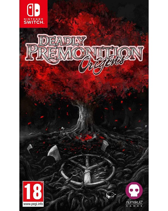 Deadly Premonition Origins (Collector's Edition)