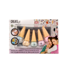 CREATE IT! - Nail Polish Icecream - 5 in Giftbox (84133)