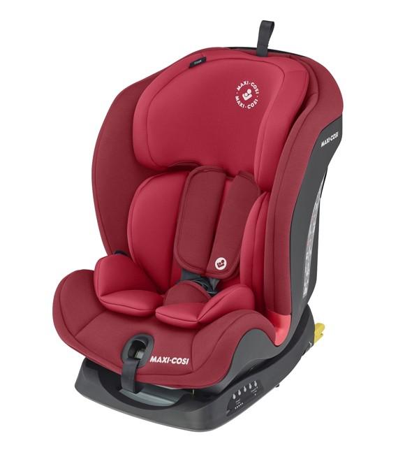 Maxi-Cosi - Titan Car Seat (9-36 kg) - Basic Red