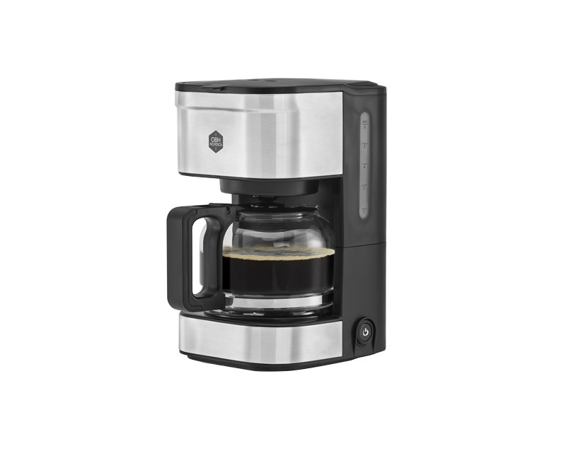 OBH Nordica - Prio​ Coffee Maker - Silver/Black (2349)