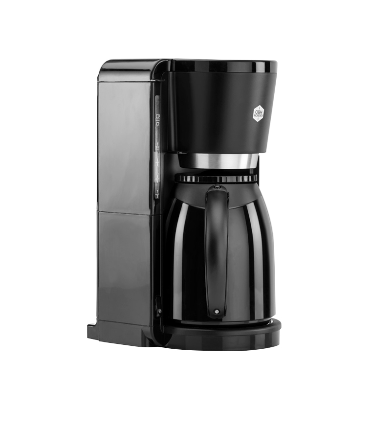OBH Nordica ​- Adagio​ Coffee Maker​ - Black (OP3808S0)