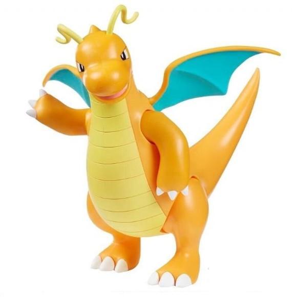 Pokemon - Legendarisk Figur - 30 cm - Dragonite
