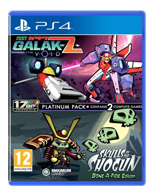 Galak-Z: The Void / Skulls of the Shogun: Bone-A-Fide - Platinum