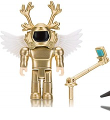 Roblox - Core Figure Pack - Simoon68, Golden God