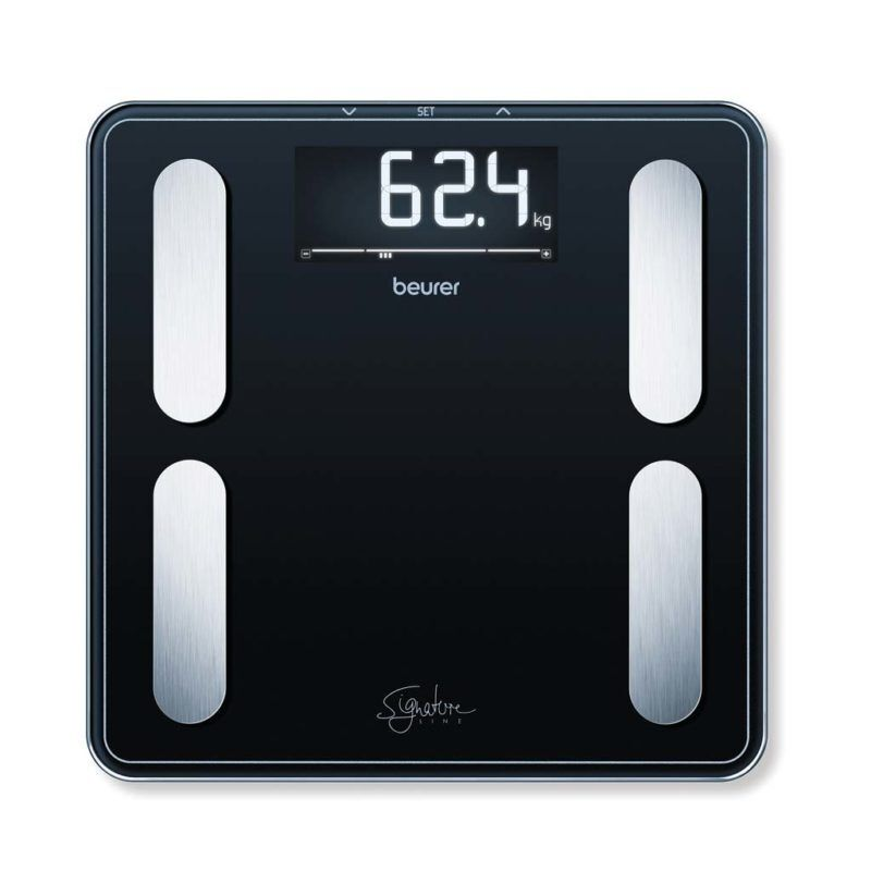 Beurer - BF 400 Diagnostic Scale ( Black ) - warranty