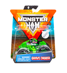Monster Jam - 1:64 Single Pack - Grave Digger