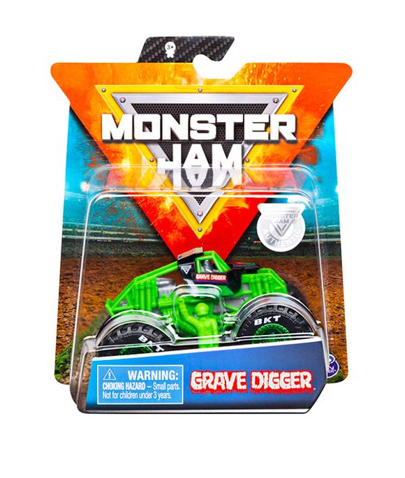 Monster Jam - 1:64 Single Pack - Grave Digger