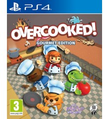 Overcooked: Gourmet Edition (Import)