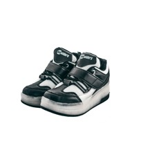 Outsiders - Roller Shoes Black/Silver (size: 30)