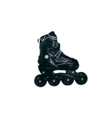 Outsiders - Adjustable Kids Inline Rollerblades -  Light Purple (size: 31-34)