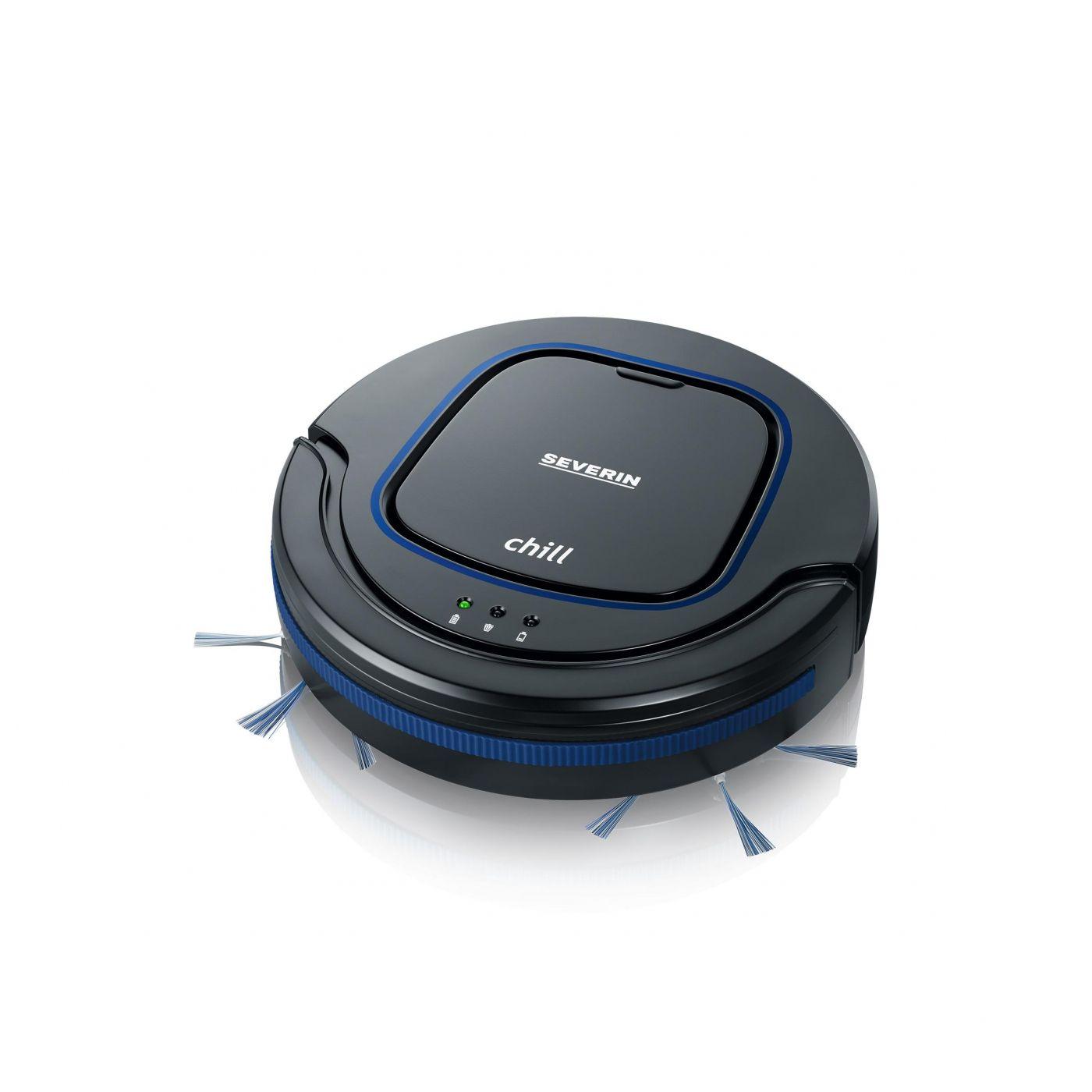 Severin - Vaccum Robot Cleaner - Dark Blue/Black (11437)
