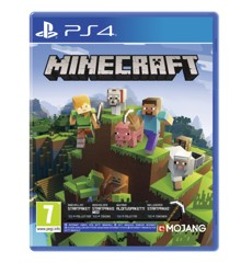 Minecraft: Bedrock Edition - Playstation 4
