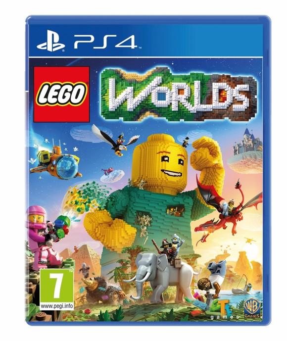 LEGO Worlds (EFIGS)