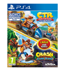 Crash Team Racing + Crash Bandicoot - N'Sane Trilogy