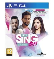 Let's Sing 2018 (FR)