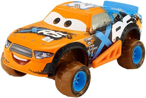 "Disney Cars - XRS MUD Racing - Ryan ""Indenom"" Laney (GBJ40)"