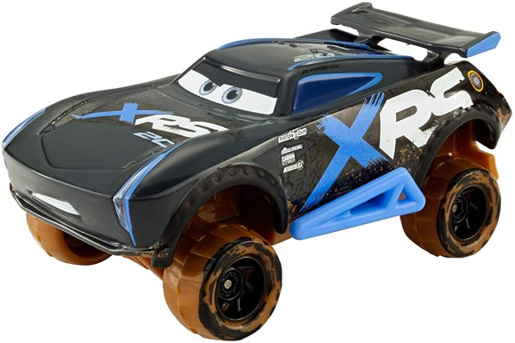 Disney Cars - XRS MUD Racing - Jackson Storm (GBJ38)