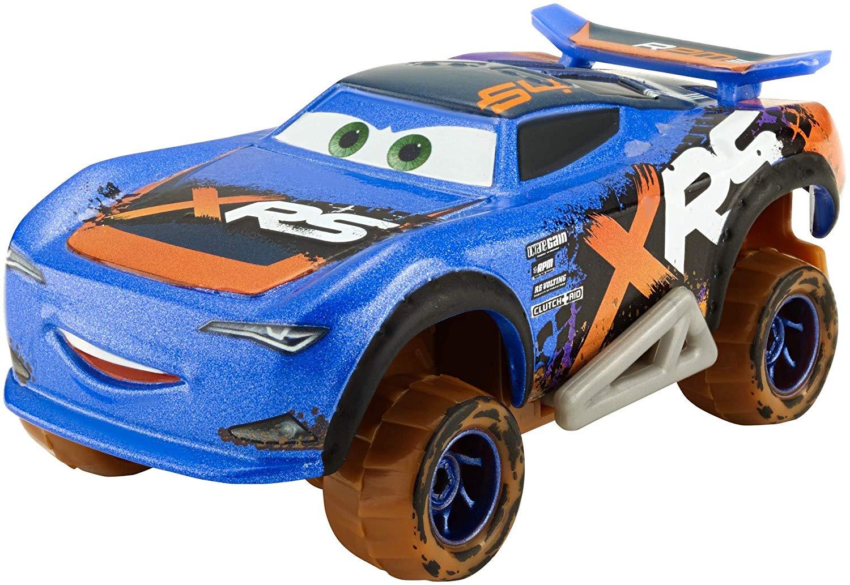 Disney Cars - XRS MUD Racing - RPM (GBJ41)
