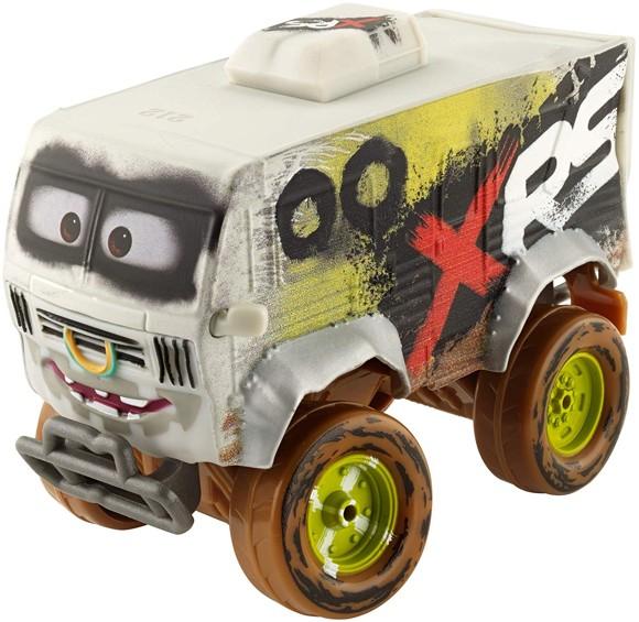 Disney Cars - XRS MUD Racing - Arvy (GBJ45)