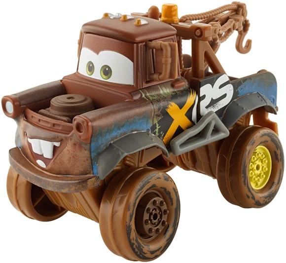 Disney Cars - XRS MUD Racing - Mater (GBJ47)