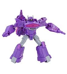 Transformers - Cyberverse Warrior Figur - Wave Cannon (E1903)