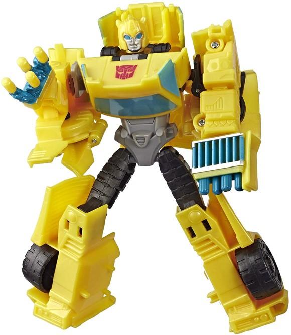 Transformers - Cyberverse Warrior - Bumblebee (E4800)