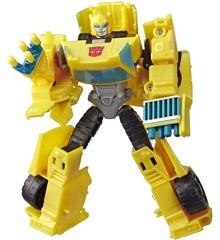 Transformers - Cyberverse Warrior Figur - Bumblebee (E4800)