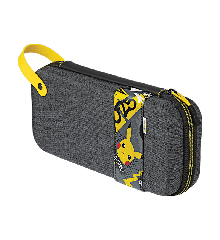 PDP Official Switch Deluxe Travel Case (Pikachu Elite Edition)